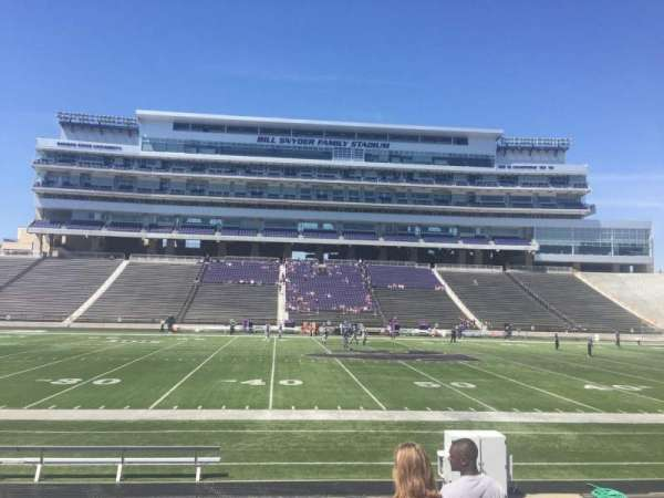 Bill Snyder Family Stadium, section: 23, row: 10, seat: 2