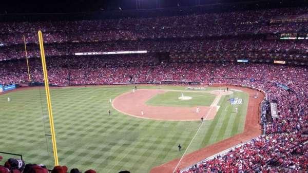 Busch Stadium, section: 370, row: 7, seat: 5
