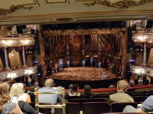 Victoria Palace Theatre, section: Royal, row: H, seat: 20