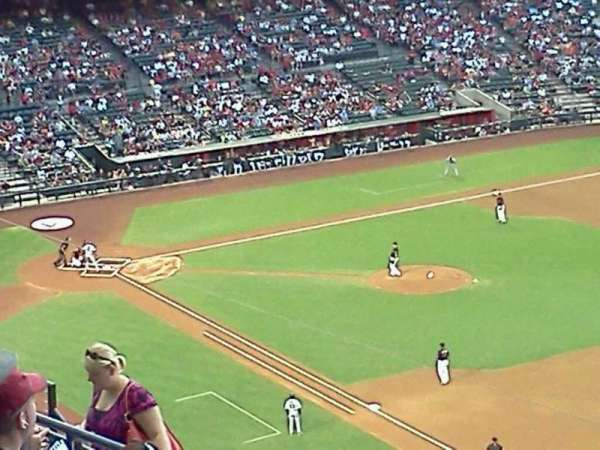 Chase Field, section: 304, row: 13, seat: 1