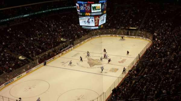 Gila River Arena, section: 220, row: N, seat: 15