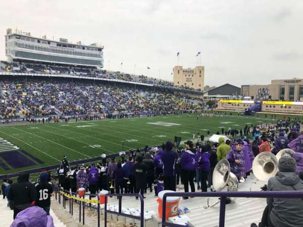 Ryan Field, section: 113, row: 41, seat: 4