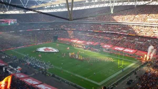 Wembley Stadium, section: A