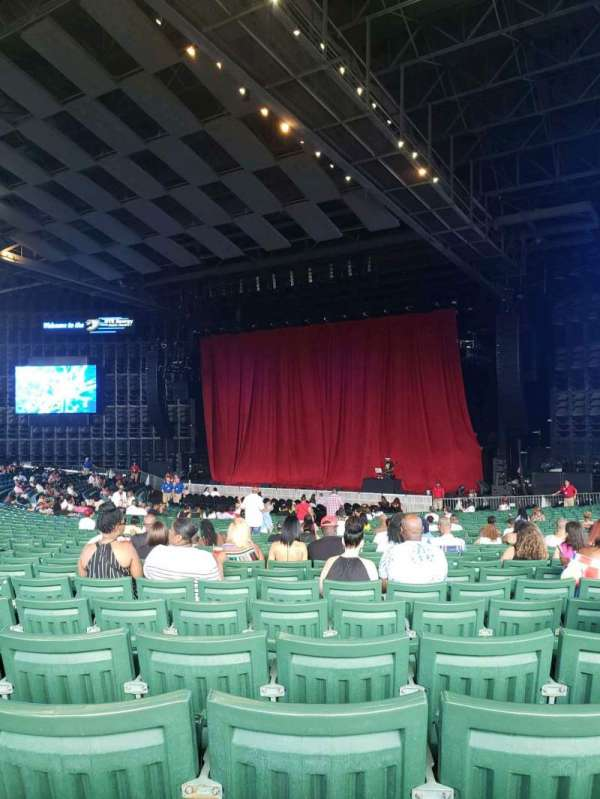 DTE Energy Music Theater, section: RTC6, row: FF, seat: 47