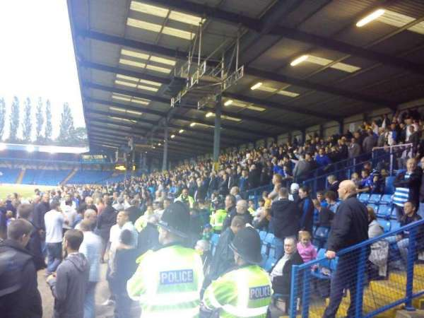 Gigg Lane, section: south stand