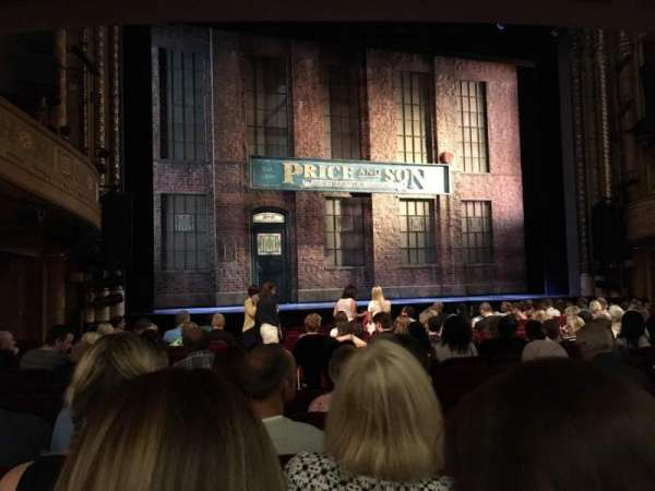 Al Hirschfeld Theatre, section: Orchestra L, row: P, seat: 5