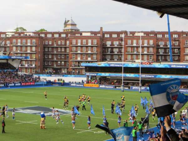 Cardiff Arms Park, section: 5