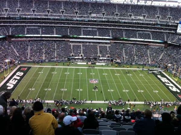 Metlife Stadium, section: 339, row: 26, seat: 17