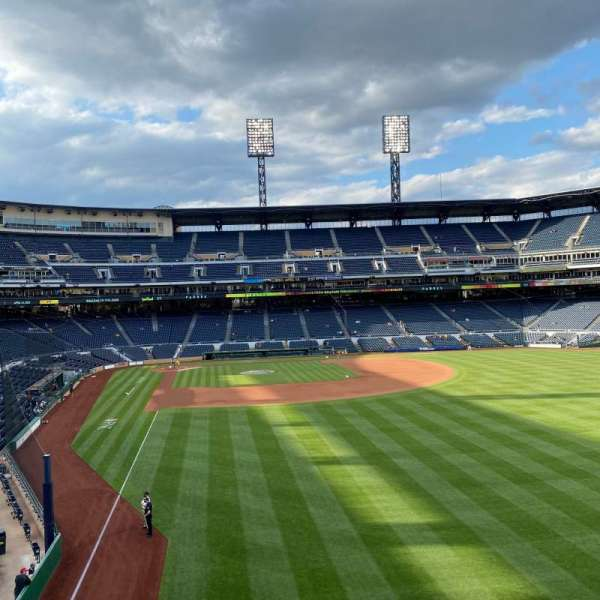 PNC Park, section: 145, row: J, seat: 2