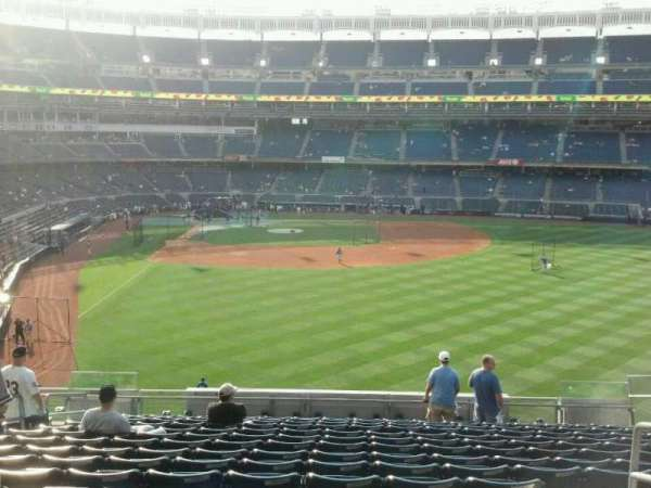 Yankee Stadium, section: 205, row: 16, seat: 21
