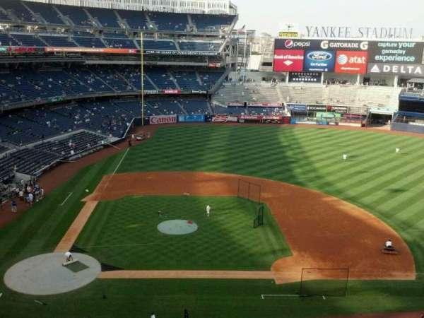 Yankee Stadium, section: 316, row: 2, seat: 19