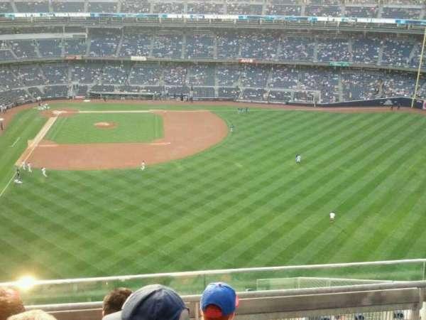 Yankee Stadium, section: 405, row: 4, seat: 10