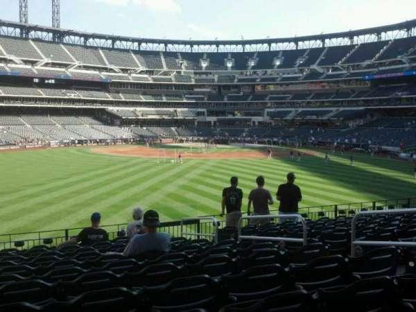 Citi Field, section: 139, row: 12, seat: 6