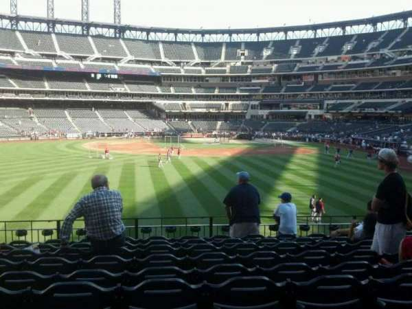 Citi Field, section: 136, row: 10, seat: 13