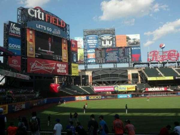 Citi Field, section: 129, row: 20, seat: 11