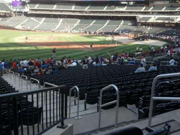 Citi Field, section: 127, row: 26, seat: 3