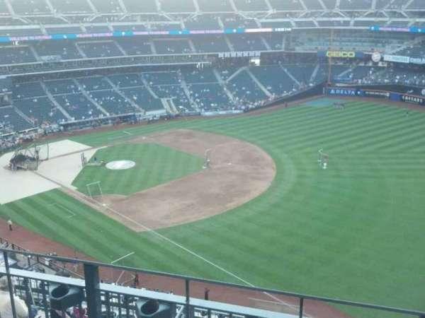 Citi Field, section: 502, row: 3, seat: 15