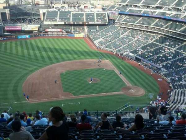 Citi Field, section: 521, row: 17, seat: 11