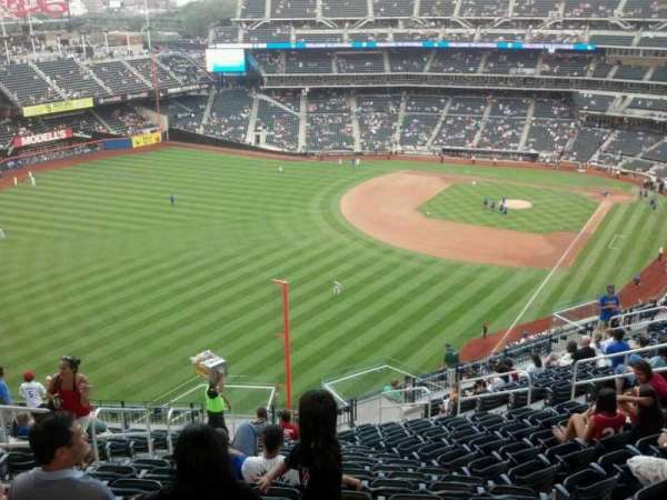Citi Field, section: 530, row: 17, seat: 19