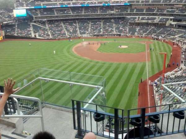 Citi Field, section: 532, row: 4, seat: 5