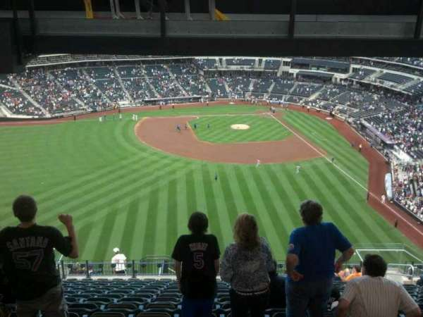 Citi Field, section: 536, row: 17, seat: 15