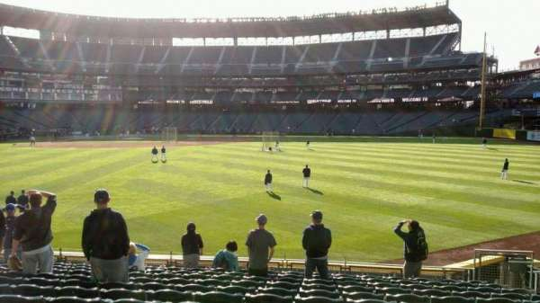 Safeco Field, section: 106, row: 33, seat: 7