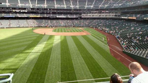 Safeco Field, section: 182, row: 3, seat: 24