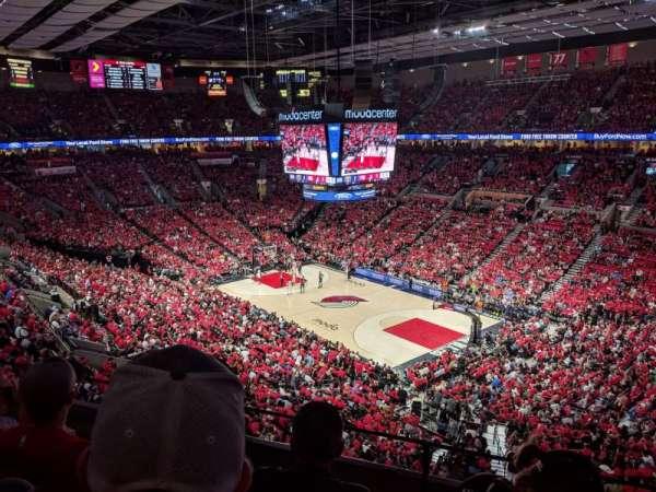 Moda Center, section: 314, row: C, seat: 2