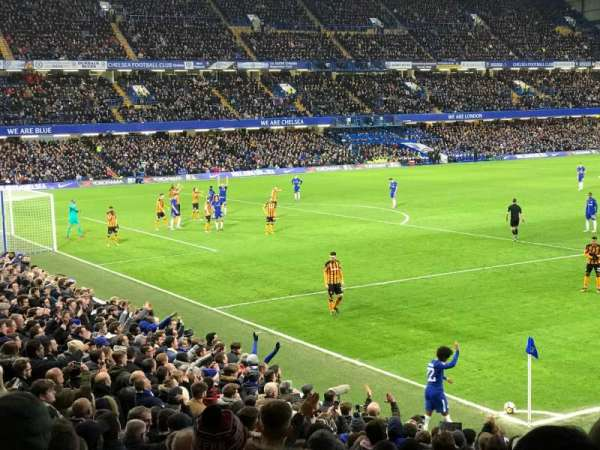 Stamford Bridge, section: MATTHEW HARDING LOWER 8, row: W, seat: 359