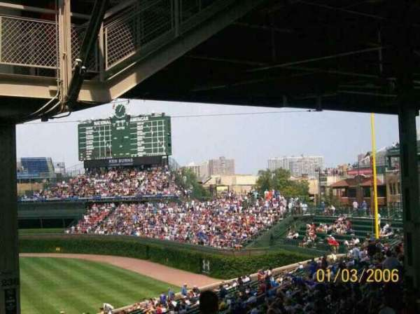 Wrigley Field, section: 236, row: 20, seat: 109