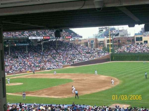 Wrigley Field, section: 228, row: 20, seat: 15
