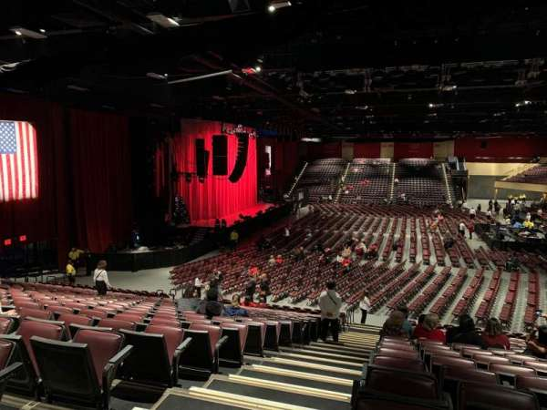 Hard Rock Live at Etess Arena, section: 212, row: U, seat: 14