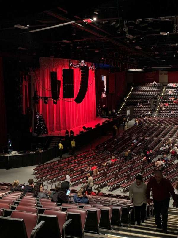Hard Rock Live at Etess Arena, section: 212, row: U, seat: 13