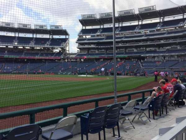 Nationals Park, section: 112, row: D, seat: 21| 20