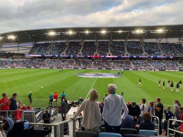 Allianz Field, section: 32, row: 15, seat: 3