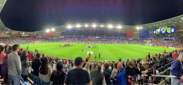 Allianz Field, section: 32, row: 15, seat: 3