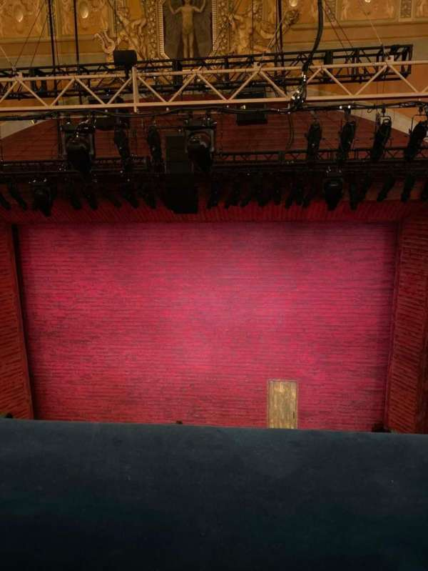 Shubert Theatre, section: Balcony C, row: A, seat: 104