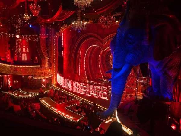 Al Hirschfeld Theatre, section: Mezzanine R, row: D, seat: 26
