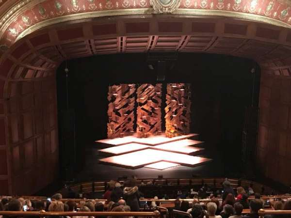 Benedum Center, section: Second Tier LC, row: Q, seat: 23