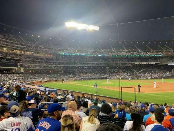 Citi Field, section: 110, row: 12, seat: 11