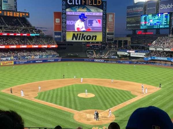 Citi Field, section: 320, row: 6, seat: 1