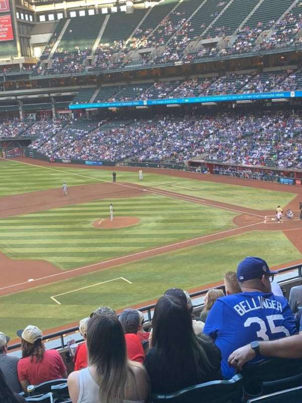Chase Field, section: 213, row: 7, seat: 18