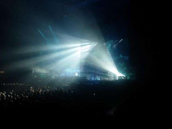 Utilita Arena Birmingham, section: H, row: F, seat: 93