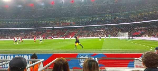 Wembley Stadium, section: 119, row: 3, seat: 212