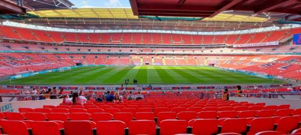 Wembley Stadium, section: 123, row: 41, seat: 2