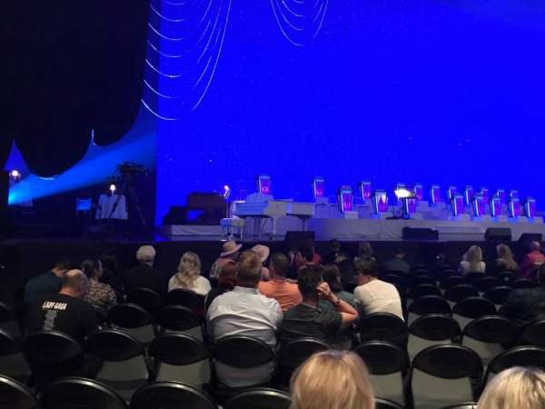 Park Theater at Park MGM, section: 103, row: L, seat: 13