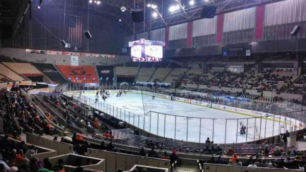 Cow Palace, section: 7, row: M, seat: 14
