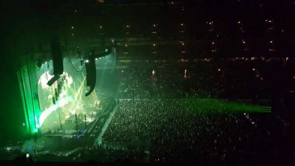 United Center, section: 318, row: 7, seat: 13