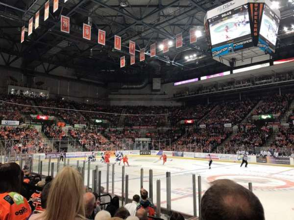 FlyDSA Arena, section: 118, row: H, seat: 10
