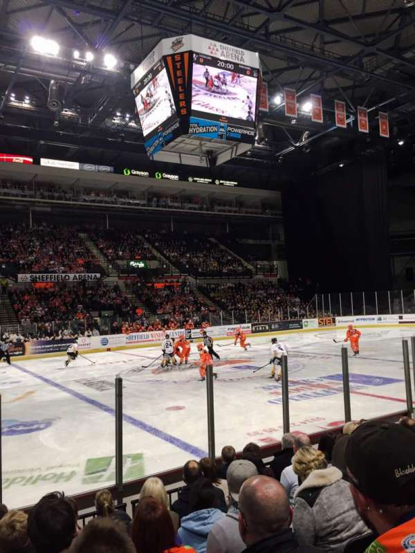 FlyDSA Arena, section: 116, row: J